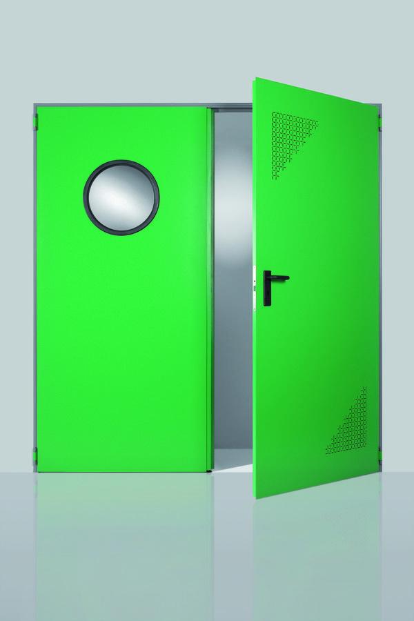 Πόρτες πυρασφαλείας